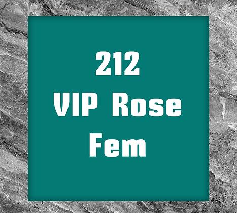ESS 212 VIP ROSE FEM (LINHA I)