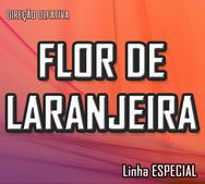 FLOR LARANJEIRA