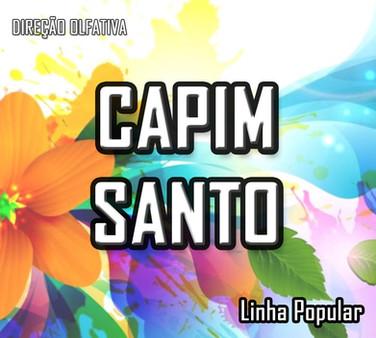 CAPIM SANTO