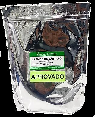 CREMOR DE TÁRTARO