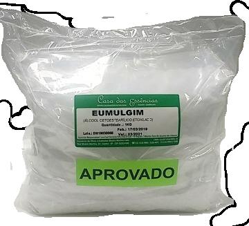 EUMULGIN (ÁLCOOL CETOESTEARÍLICO ETOXILADO)