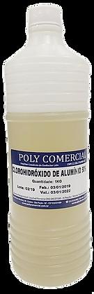 CLORIDRÓXIDO DE ALUMÍNIO