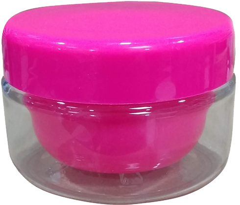 POTE PET 100ML CRISTAL - UN