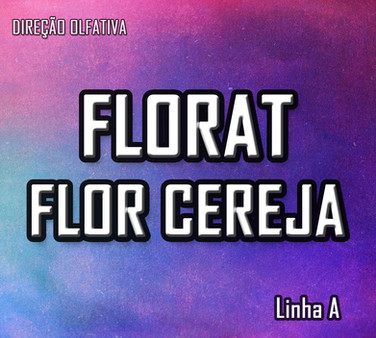 FLORATA FLOR CEREJA
