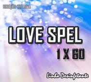love spel 1x60
