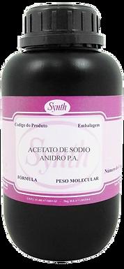 ACETATO DE SODIO P.A. - 500G