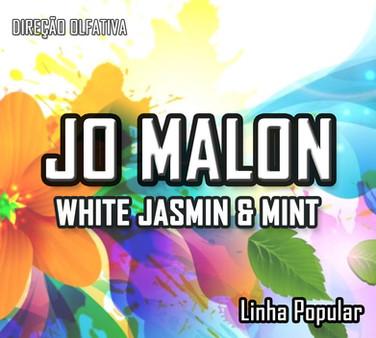 JO MALON WHITE JASMIN E MINT