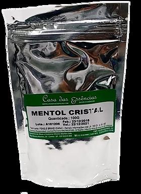 MENTOL CRISTAIS - 100G