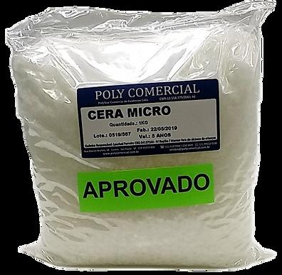 CERA MICRO (170-190ºF- 2%) LENTILHA