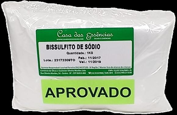 BISSULFITO DE SODIO
