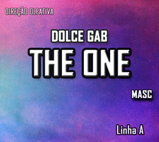 DOLCE GAB THE ONE MASC
