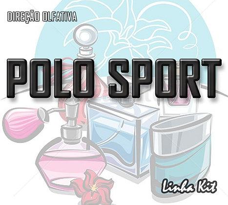POLOSPORT (SPORT MAN) - 500ML Essência KIT