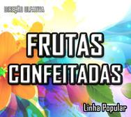 FRUTAS CONFEITADAS