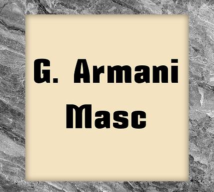 ESS G. ARMANI MASC (LINHA A)
