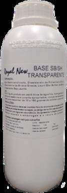 BASE SAB. LIQ. 1X4 ROYAL TRANSPARENTE