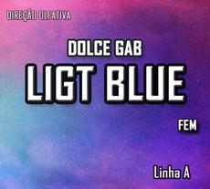 DOLCE GAB LIGTH BLUE FEM