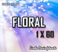 floral 1x60
