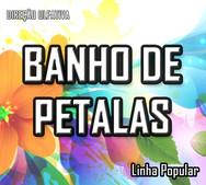 BANHO DE PÉTALAS
