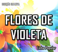 FLORES DE VIOLETA