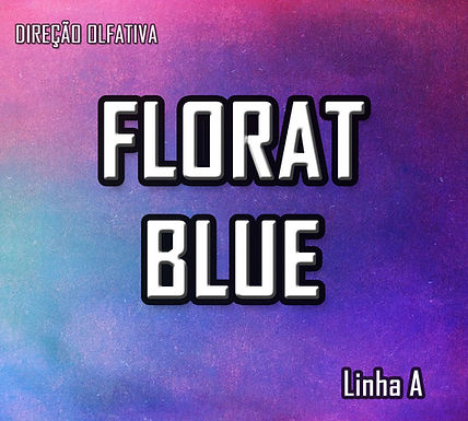 ESS FLORAT IN BLUE