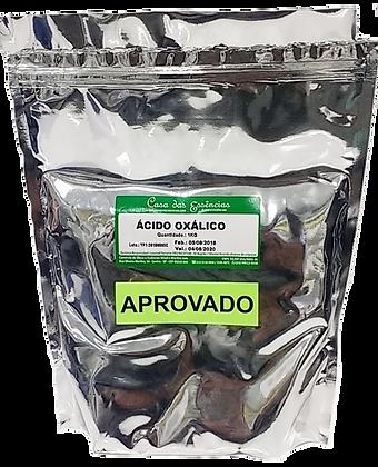 ACIDO OXÁLICO - SAL AZEDO