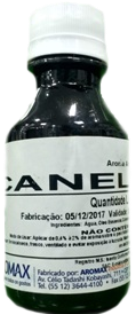 Aroma Artificial CANELA -  96 ML