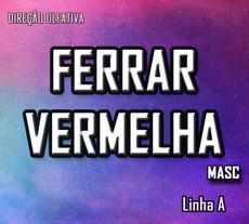 FERRARI VERMELHA MASC