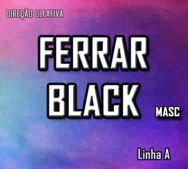 FERRAR BLACK MASC