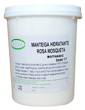 BASE CREME LIMNE C/ ROSA MOSQUETA - KG
