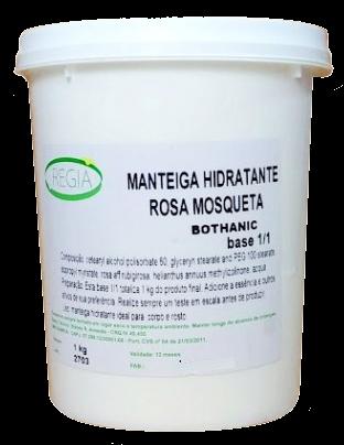 BASE CREME BOTHANIC ROSA MOSQUETA - KG