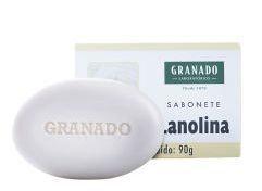 SABONETE GRANADO LANOLINA 90GRS