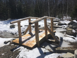 First accessible bridge