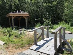 Summerhouse & Patio Garden