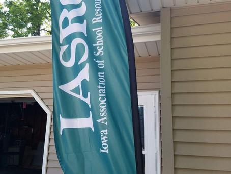 New IASRO Banner