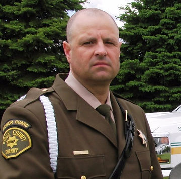 Deputy Waylong Pollema - Sioux County Sheriff SRO