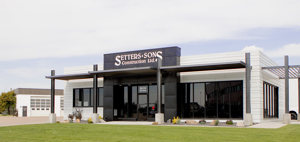 JT Setters & Sons Construction