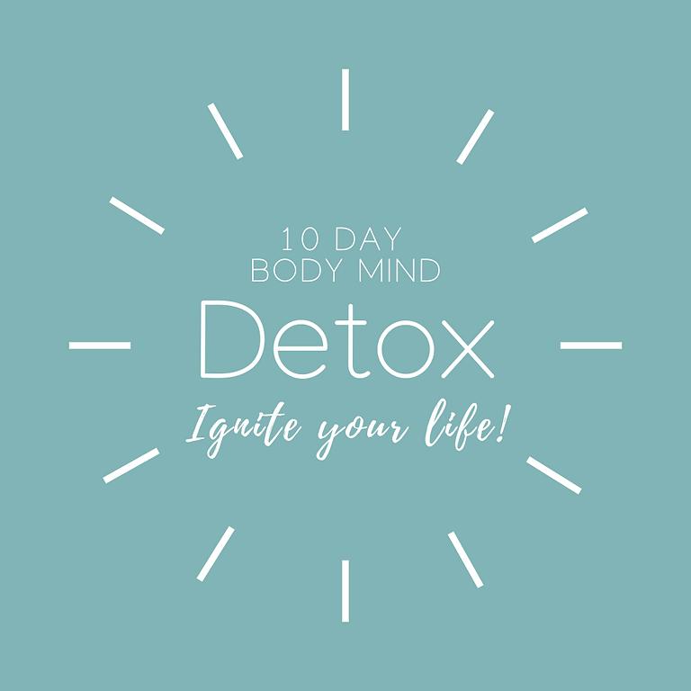 10 Day Body Mind Detox