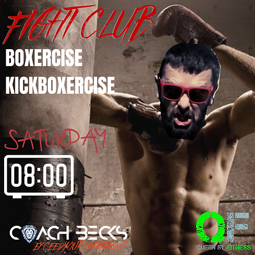 FIGHTClub *4 WEEK PASS
