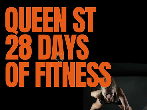 28 Days of Fitness