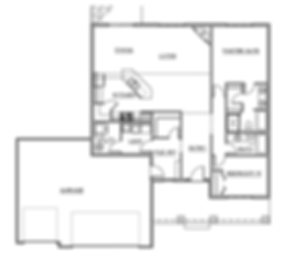 Lone Ridge 1 Floor Plan