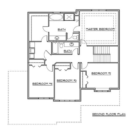 Rushmore III Upper Level ~ Similar Model