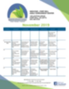 High Five Fort Mill Activity Calendar 20