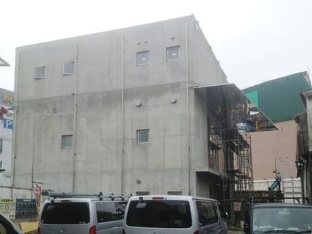 IGM船橋教会駅前会堂 上棟2