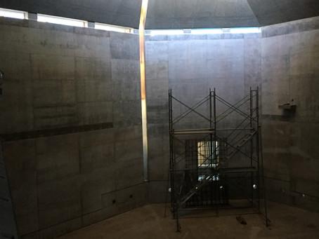 IGM船橋教会コミュニティ・チャペルが上棟しました。