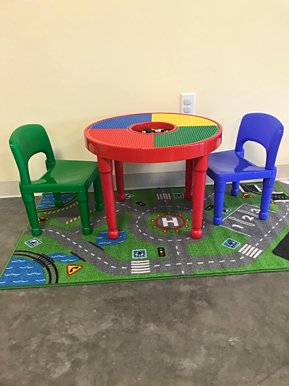 lego station Imagination City