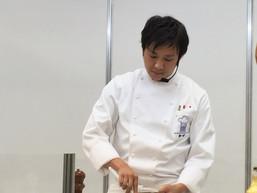 ACCI Gusto2015 浅草 にて、「岡山の食材を使ったイタリア料理」