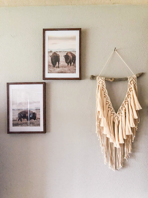 The Anchorage Wall Hanging