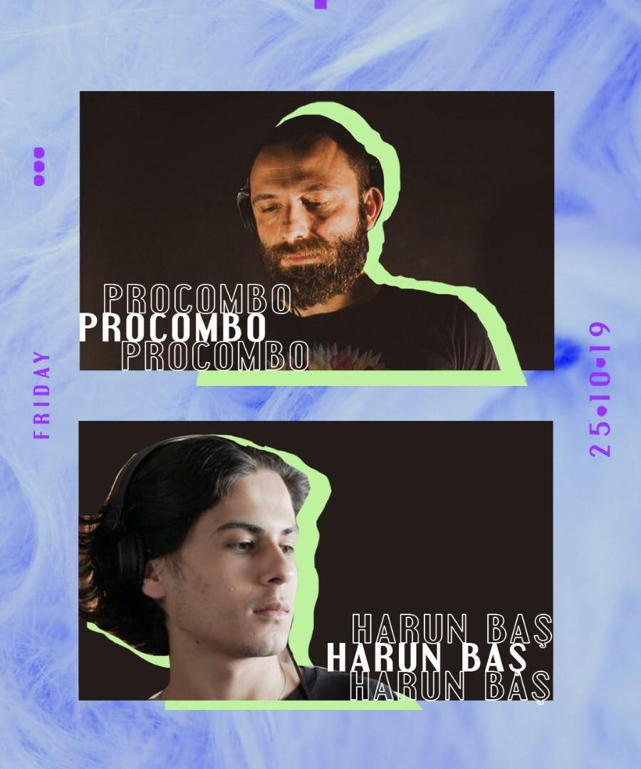 PROCOMBO, HARUN BAŞ