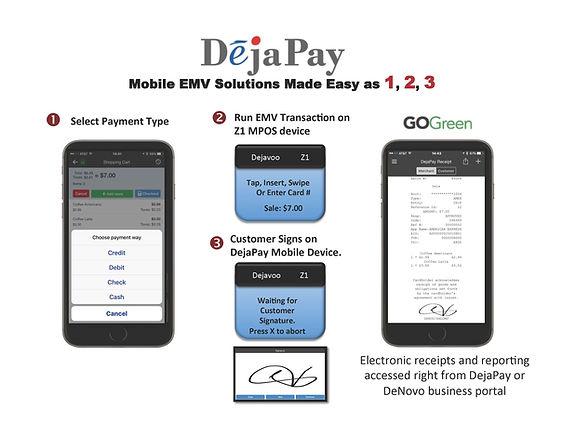 Dejavoo - DejaPAY Mobile Store_System.jp