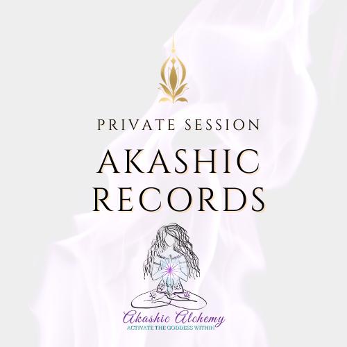 Business Akashic Records Gift Retrieval